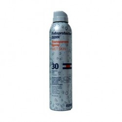FOTOPROTECTOR ISDIN SPF-30 SPRAY TRANSPARENTE WE 200 ML
