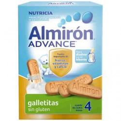 ALMIRON ADVANCE GALLETAS S/GLU 250