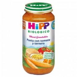 HIPP PASTA CON TOMATE Y TERNERA