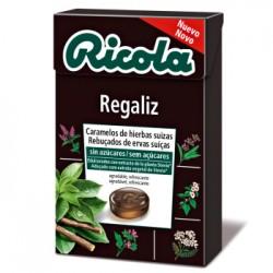 RICOLA REGALIZ CARAMELO