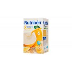 NUTRIBEN 8 CEREALES MIEL BIFIDUS 600G