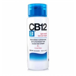 CB12 ENJUAGE BUCAL MAL ALIENTO 250ML
