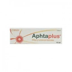 APTHA PLUS GEL BUCAL 10 ML