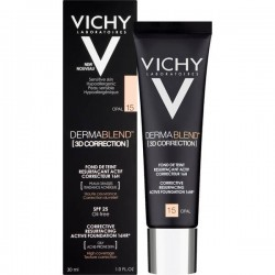 DERMABLEND 3D CORRECTION SPF 15 OIL FREE VICHY C TONO 25